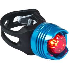 Cube RFR Diamond Sicherheitslampe red LED blue